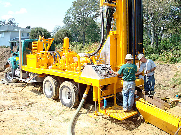 Residential Well Drilling NJ